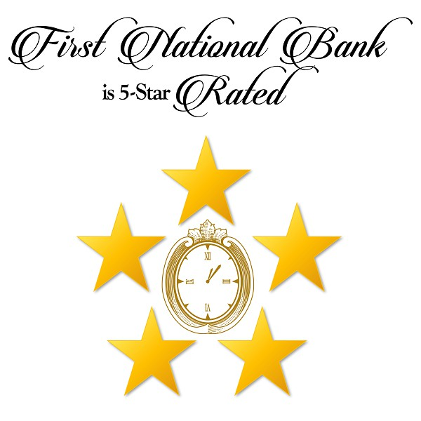 FNB is 5-Star Rated